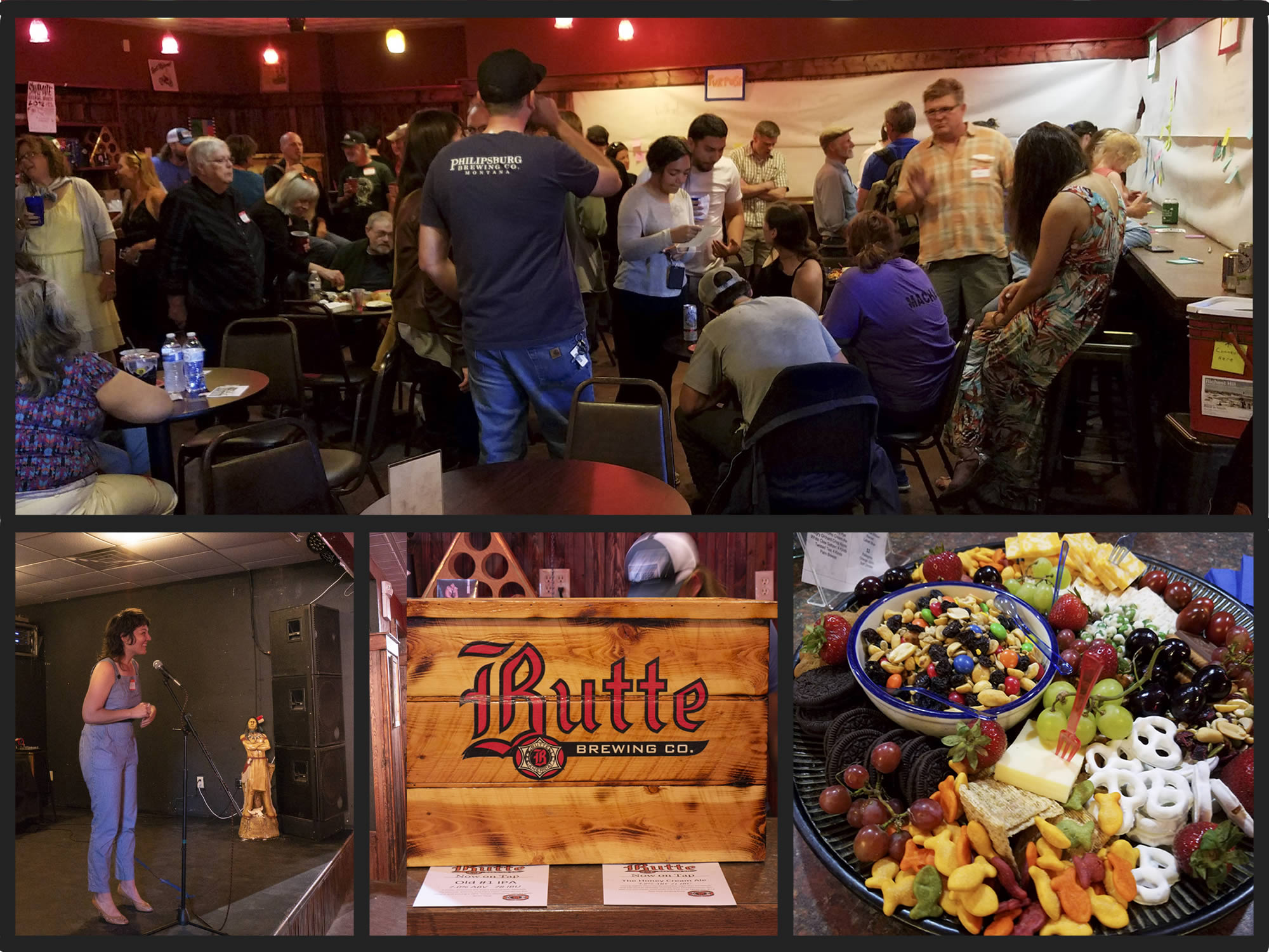 Richest Hill launch party in Butte, June 27, 2018.